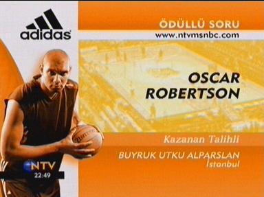 Oscar Robertson